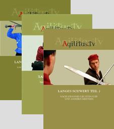 Cover Agilitas.tv DVDs