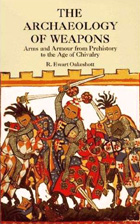 Cover Oakeshott - The Archaeology of Weapons