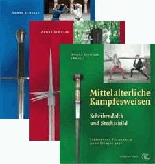 Cover Reihe Mittelalterliche Kampfesweisen