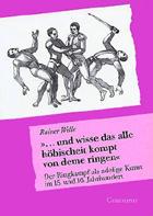 Cover Rainer Welle Ringen
