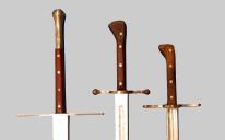 Schwerter aus Aluminium