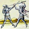 Halbschwerttechniken aus dem Gladiatoria Fechtbuch