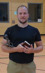 Portrait Axel Pettersson