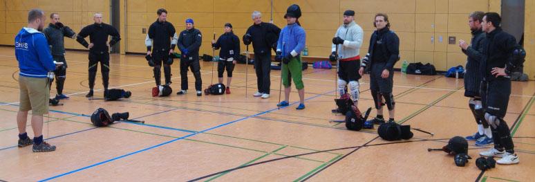 Teilnehmer Seminar Axel Pettersson