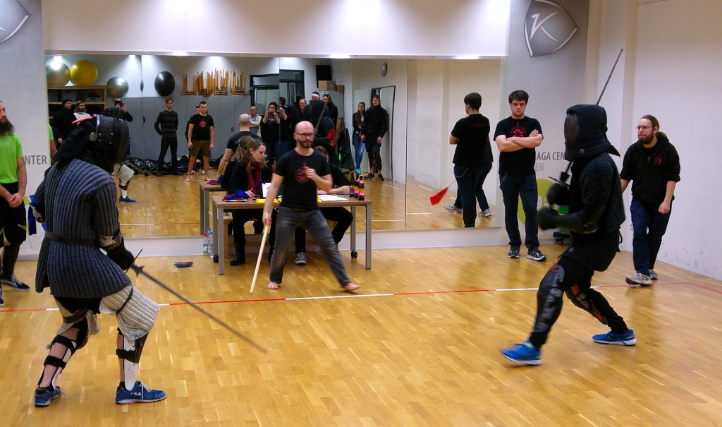 Gefecht auf dem Gladiatores Tournament V