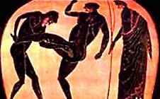 Darstellung von Ringen im antiken Griechenland