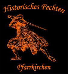 Logo Historisches Fechten Pfarrkirchen
