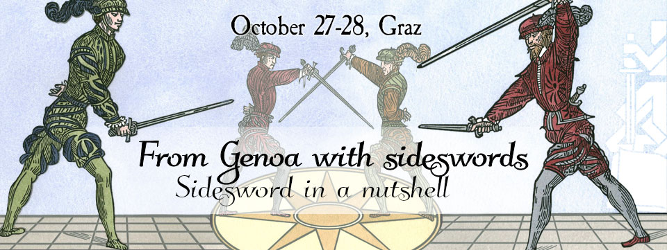 From Genoa with sideswords