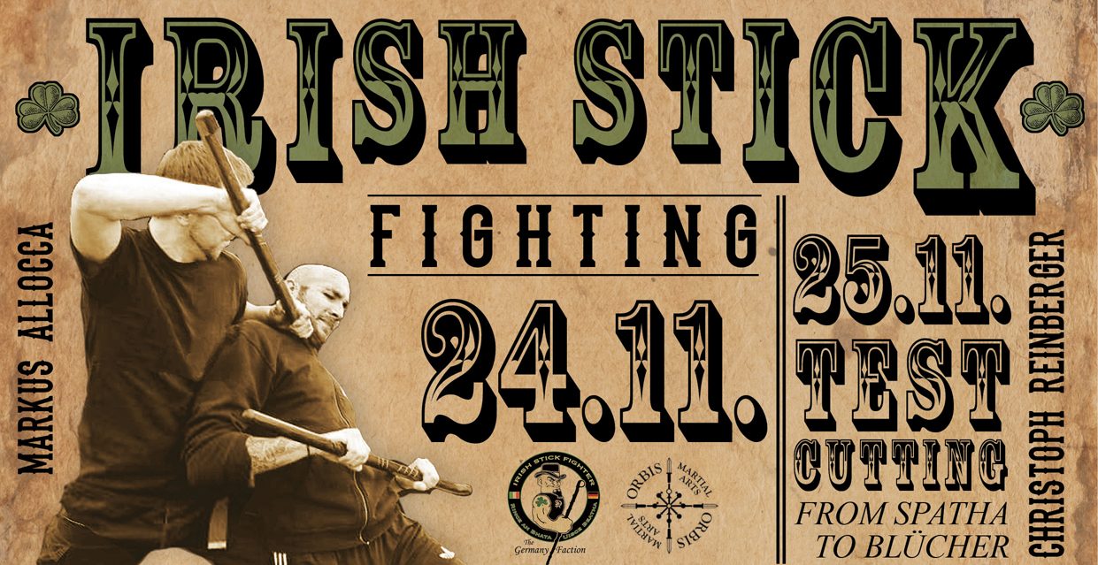 "Seminar ""Irish Stick Fighting"""