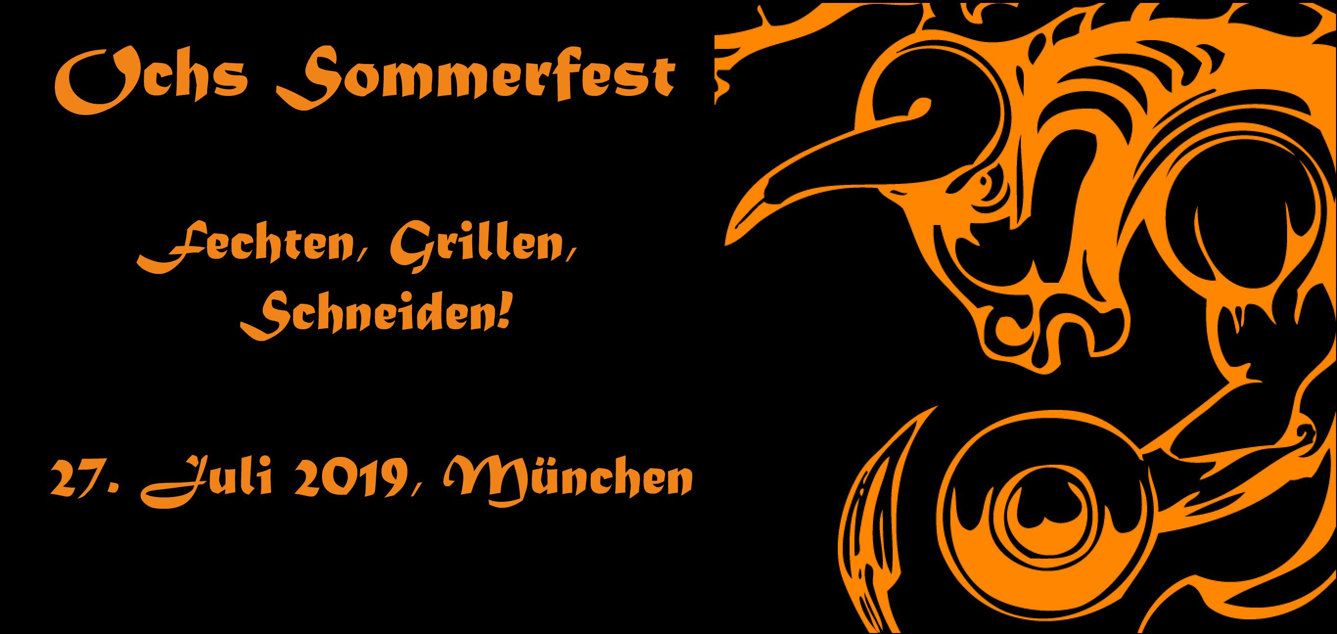 Ochs Sommerfest 2019
