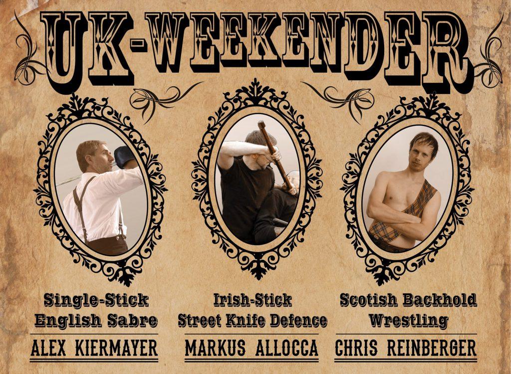 Banner Seminar UK Weekender