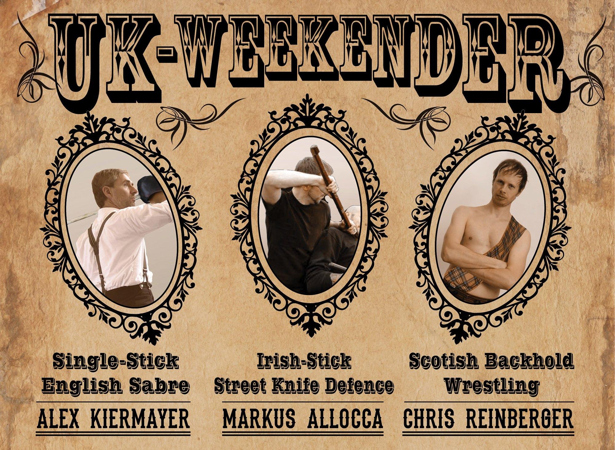 UK Weekender