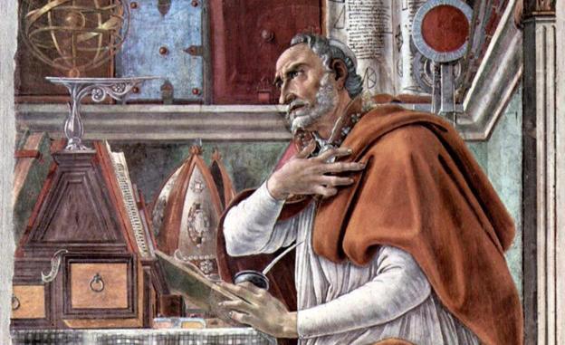 St. Augustin von Hippo