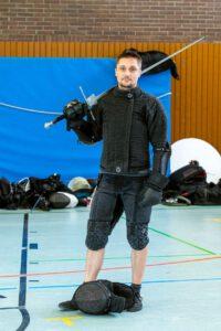 Trainerfoto Pepin Marshall