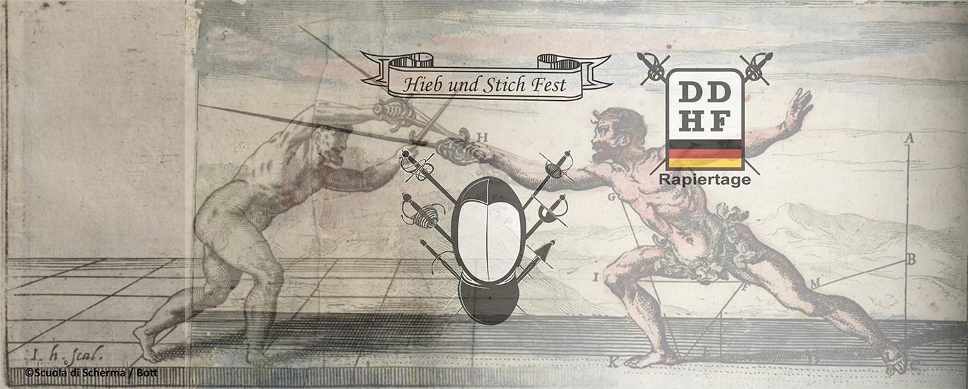 Hieb und Stich Fest/ DDHF Rapiertage 2021