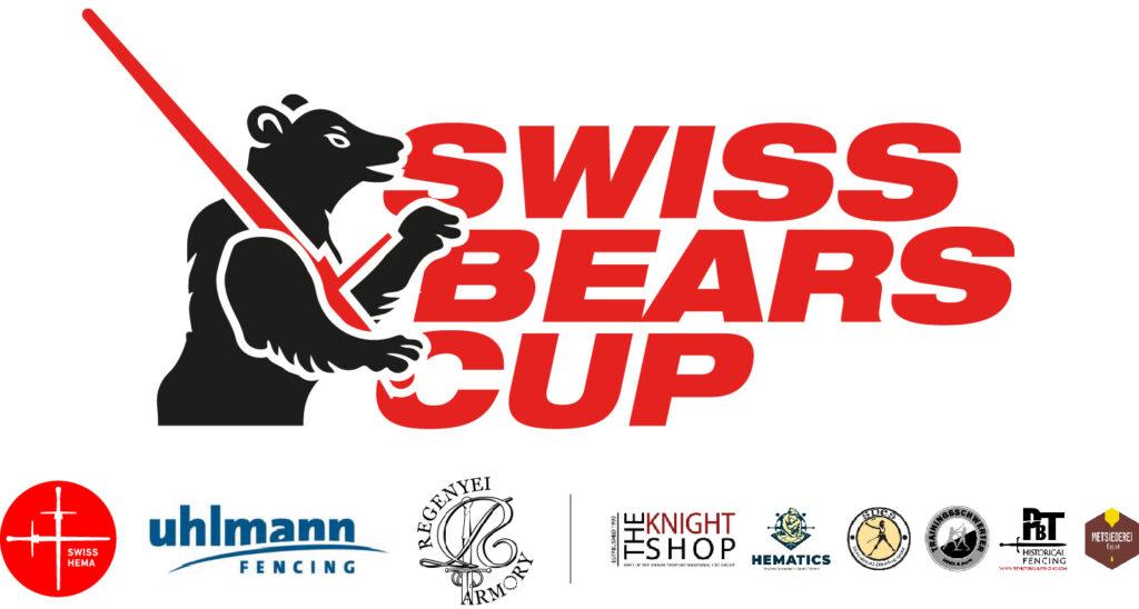 Banner Swiss Bears Cup mit Sponsoren
