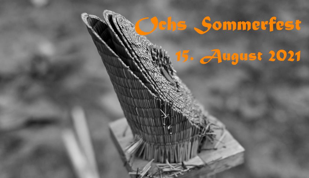 Banner Sommerfest 2021